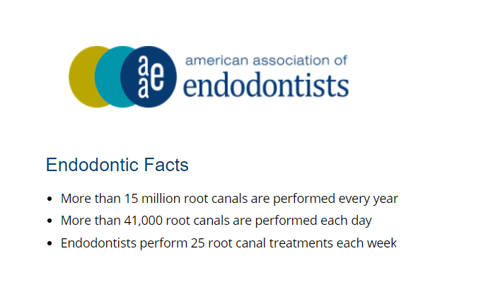 The Root Canal Epidemic
